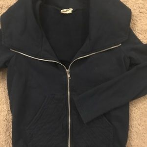 Synergy zip up jacket